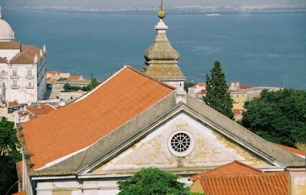 Lisbon Steeple 2
